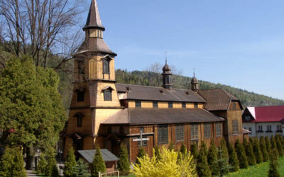 Kościół parafialny w Centrum Zawoi