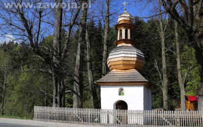 Kapliczka pw. św. Jana Chrzciciela w Zawoi Policzne