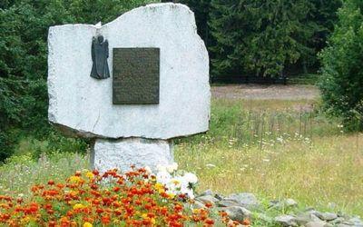 Obelisk ku czci papieża Jana Pawła II