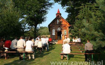 Kaplica pw. Matki Bożej Anielskiej w Zawoi Mosorne