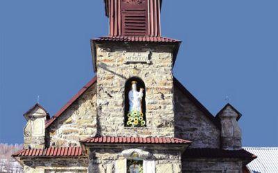 Kaplica pw. św. Andrzeja Boboli w Zawoi Wełczy
