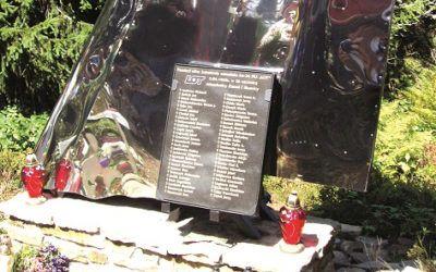 Pomnik Pamięci Ofiar Katastrofy Samolotu AN-24 PLL LOT