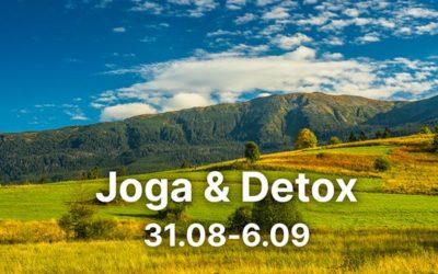 Joga & Detox
