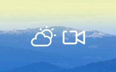 Pogoda w Zawoi